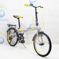 20 element rock folding bike