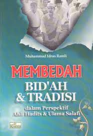 Jual Buku MEMBEDAH BID'AH DAN TRADISI | Toko Buku Aswaja Yogyakarta