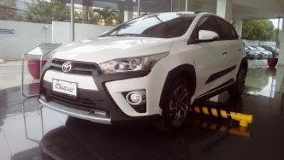Promo Diskon Cashback Toyota Akhir Tahun 2017