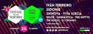 Festival de los sentidos 2017