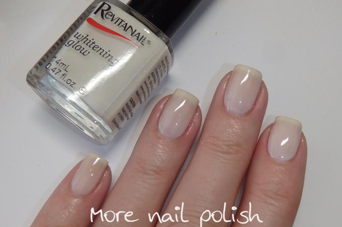 Revitanail nail products review ~ More Nail Polish