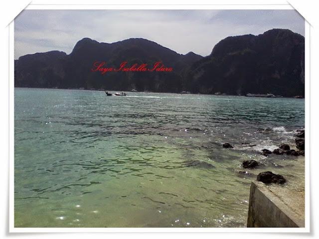 bercuti di krabi thailand
