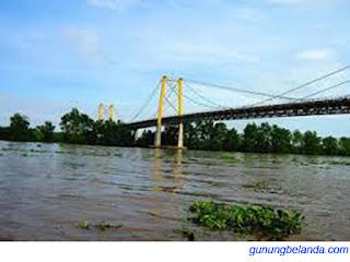 Apakah Sungai Mahakam Terletak di Kalimantan Timur