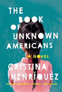 The Book of Unknown Americans by Cristina Henriquez (Book cover))