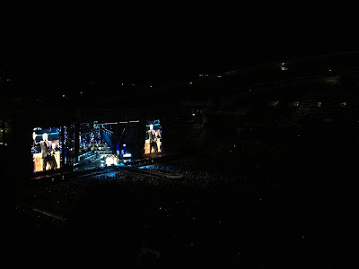 Michael Buble at Allianz Stadium Sydney