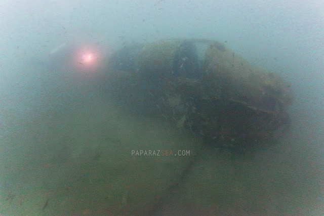 Jun V Lao, Scuba Diving, Underwater Phtoography, Wreck Diving