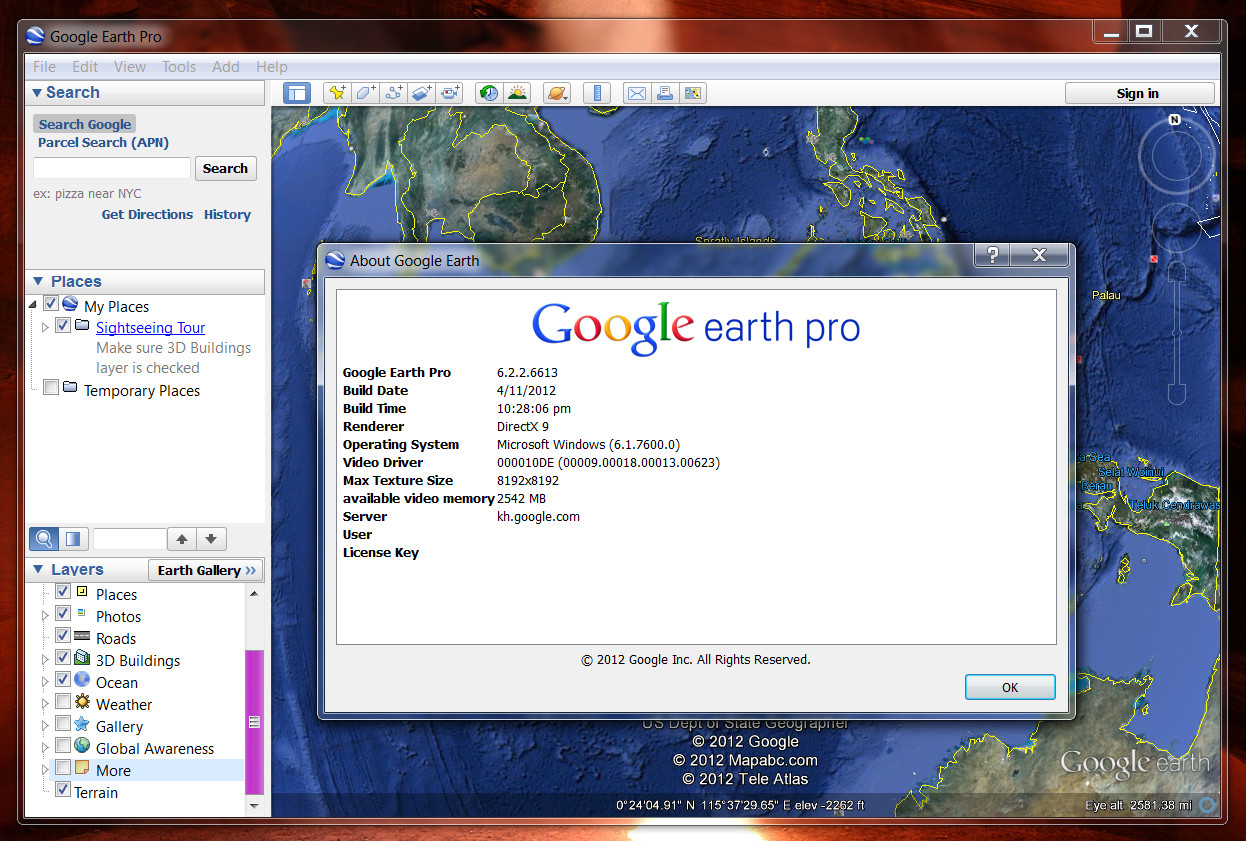 download google earth with crack