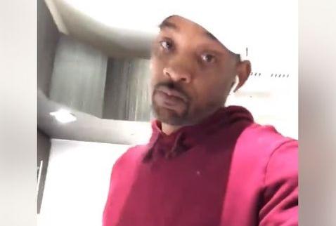 Will Smith ascolta balla e perfino canta reggaetón con Nicky Jam Ft J Balvin   Video Divertente Instagram