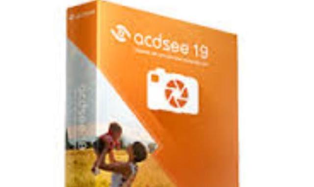تحميل برنامج تعديل و تحرير الصور ACDSee 19 مجانا وبضغطه واحدة