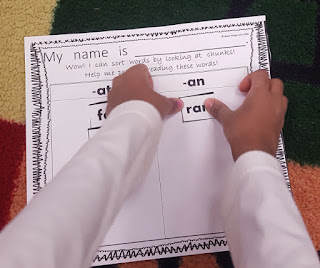 Teach Magically Word Family Worksheets