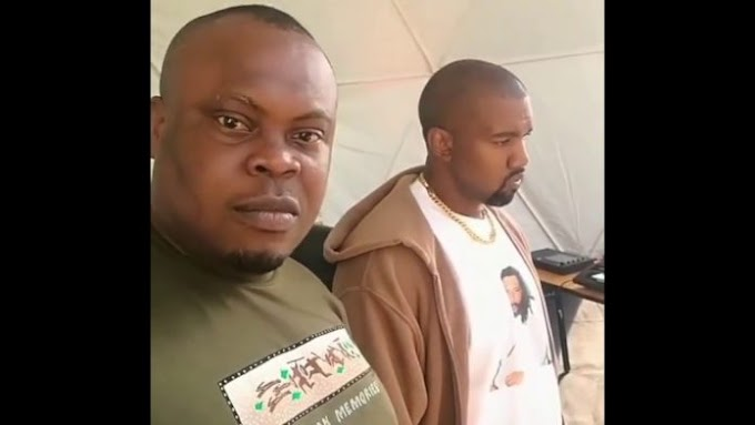 "Kanye West Dancing To Wizkid x Mystro Song ""Immediately"" [Video]"
