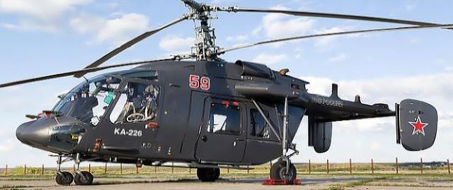Resultado de la imagen para Kamov Ka-226T + india