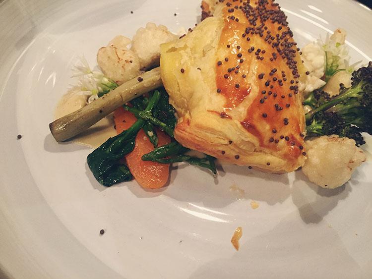 Adelphi Kitchen vegetarian