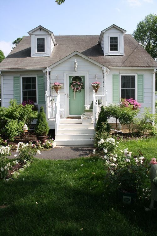 Cute pinterest perfect cottages for Perfect cottage