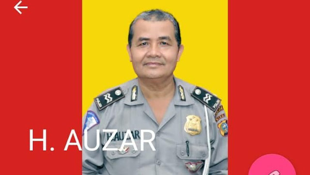 Profil Ipda Auzar, Polisi yang Gugur Ditabrak Teroris di Riau
