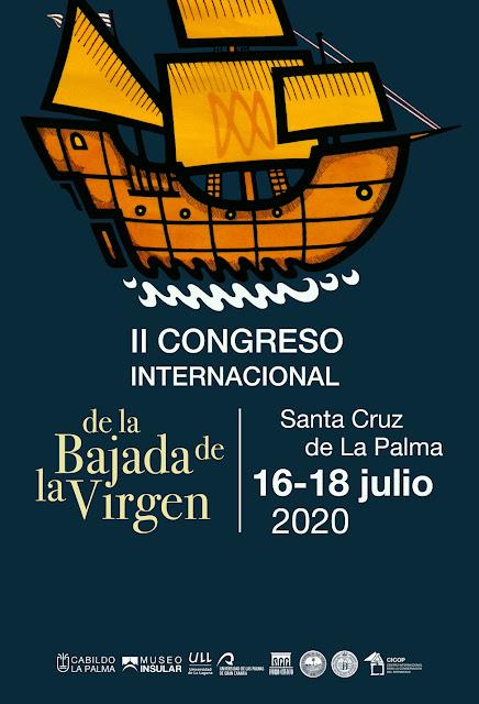 El Cabildo Insular celebra la edición online del II Congreso de la Bajada de la Virgen