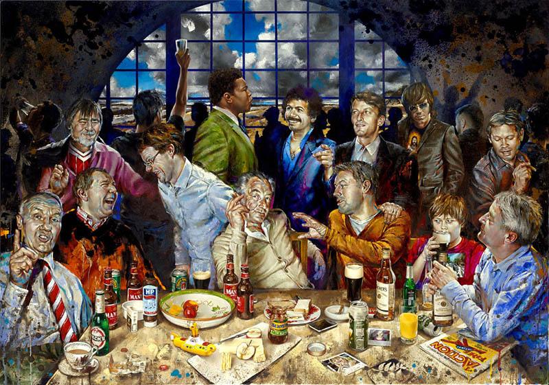 The Last Supper by morganpenn