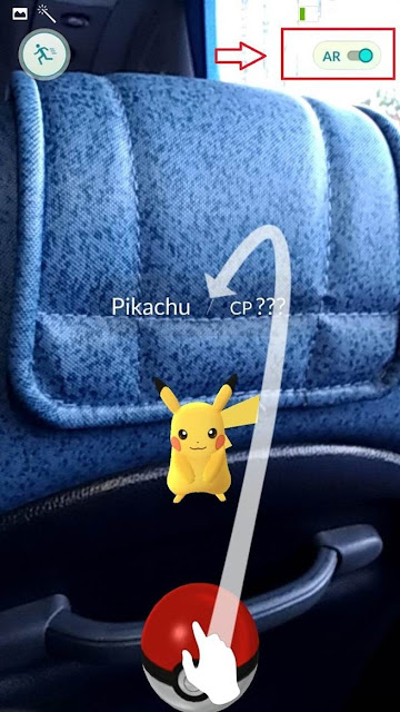 Pokemon Go(精靈寶可夢Go)不耗電密技!新手5分鐘抓到皮卡丘