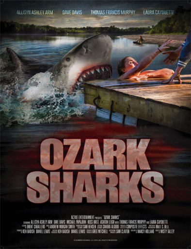 Ver Ozark Sharks (Summer Shark Attack) (2016) Online