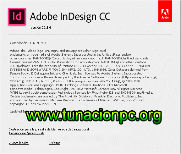 Adobe InDesign CC 2015 para macos
