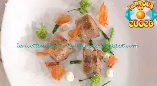 Anatra incontra l'estate ricetta Bottega da Prova del Cuoco
