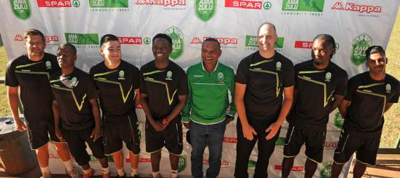 AmaZulu Development Staff