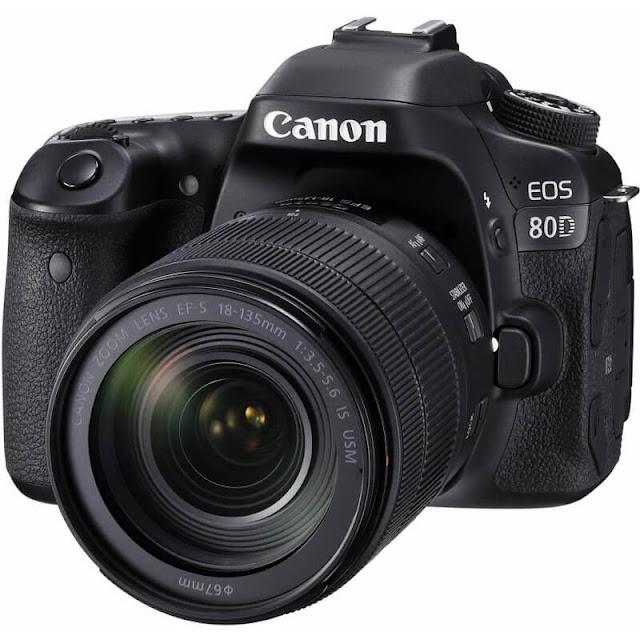 سعر كاميرا Canon EOS 80D فى عروض مكتبة جرير اليوم