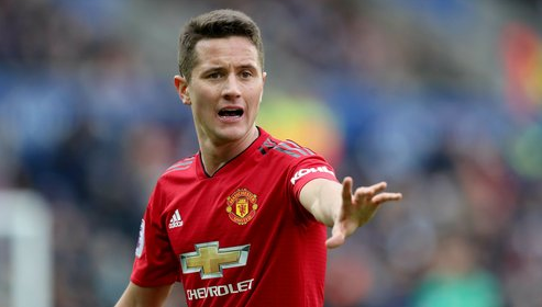 Manchester United's Ander Herrera confirms Old Trafford exit