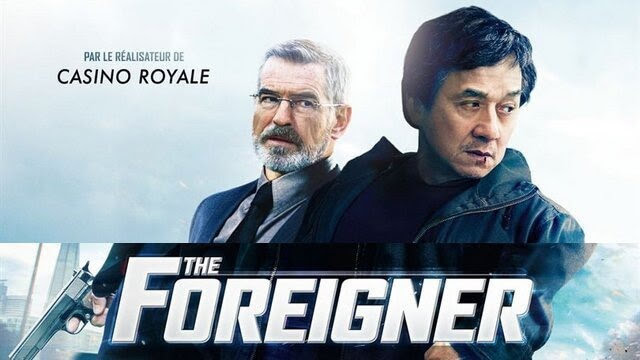 The Foreigner 2017 Action Movie