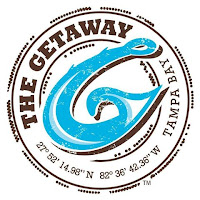 The Getaway restaurant has two locations in St Petersburg, Florida. Gandy BLVD and Maximo Marina