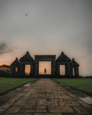 Wisata jogja 2020 - Kraton Ratu Boko, Prambanan, Sleman, Yogyakarta