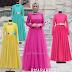 46 Model Kebaya Dress Untuk Pesta Desain Muslimah Syari Modern 2018
