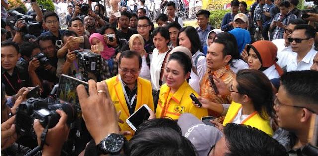 Partai Tommy Soeharto Bakal All Out Menangkan Prabowo