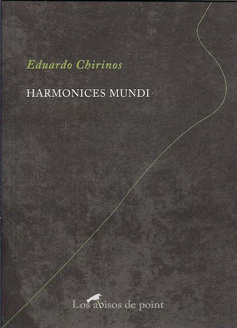 Harmonices Mundi, de Eduardo Chirinos, Ancile