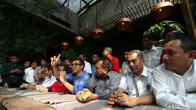 Bantah Koalisi Gemuk Bagi-bagi Jabatan, PKS: Kemarin Silaturahmi