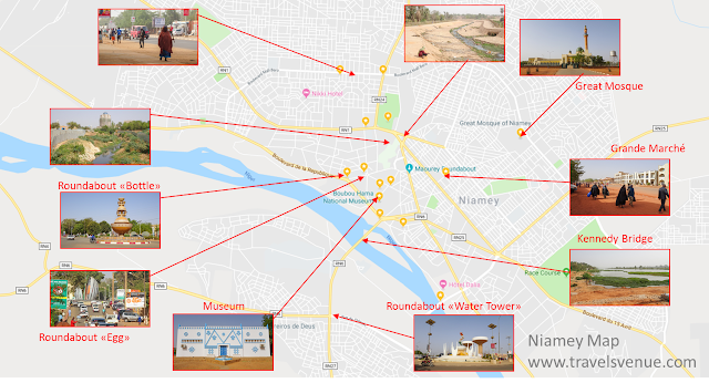Tourist things to see in Niamey