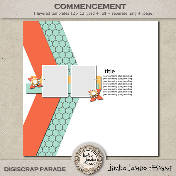 Jimbo Jambo Designs Freebie - DigiScrap Parade