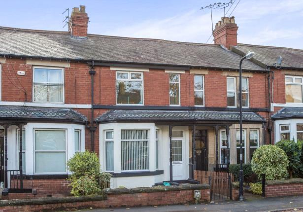 Harrogate Property News - 3 bed terraced house for sale The Avenue, Harrogate, North Yorkshire, Harrogate HG1