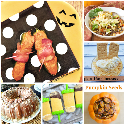 Pumpkin recipes, crafts and more