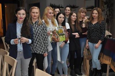 Spotkanie blogerek w Chrzanowie - 12.03.2016 r. - relacja