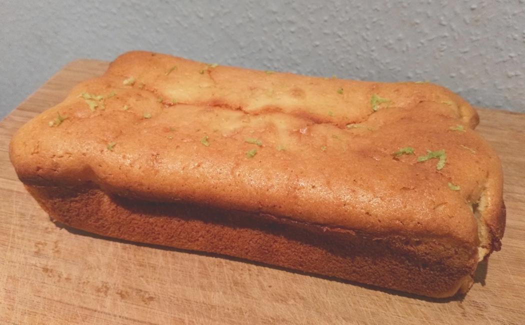 gâteau zestes citron