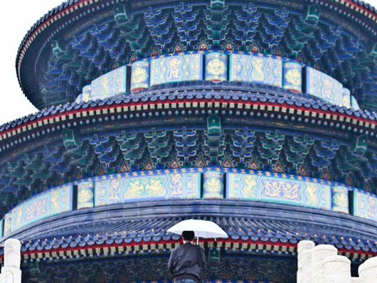 Travel Photos - Temple of Heaven, Beijing, China