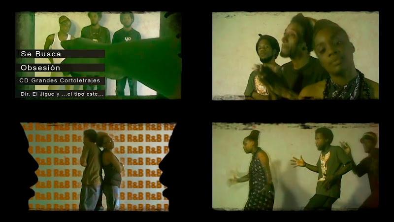 Obsesión - ¨Se busca¨ - Videoclip - Dirección: El Jigüe - Alexey El Tipo Este. Portal del Vídeo Clip Cubano