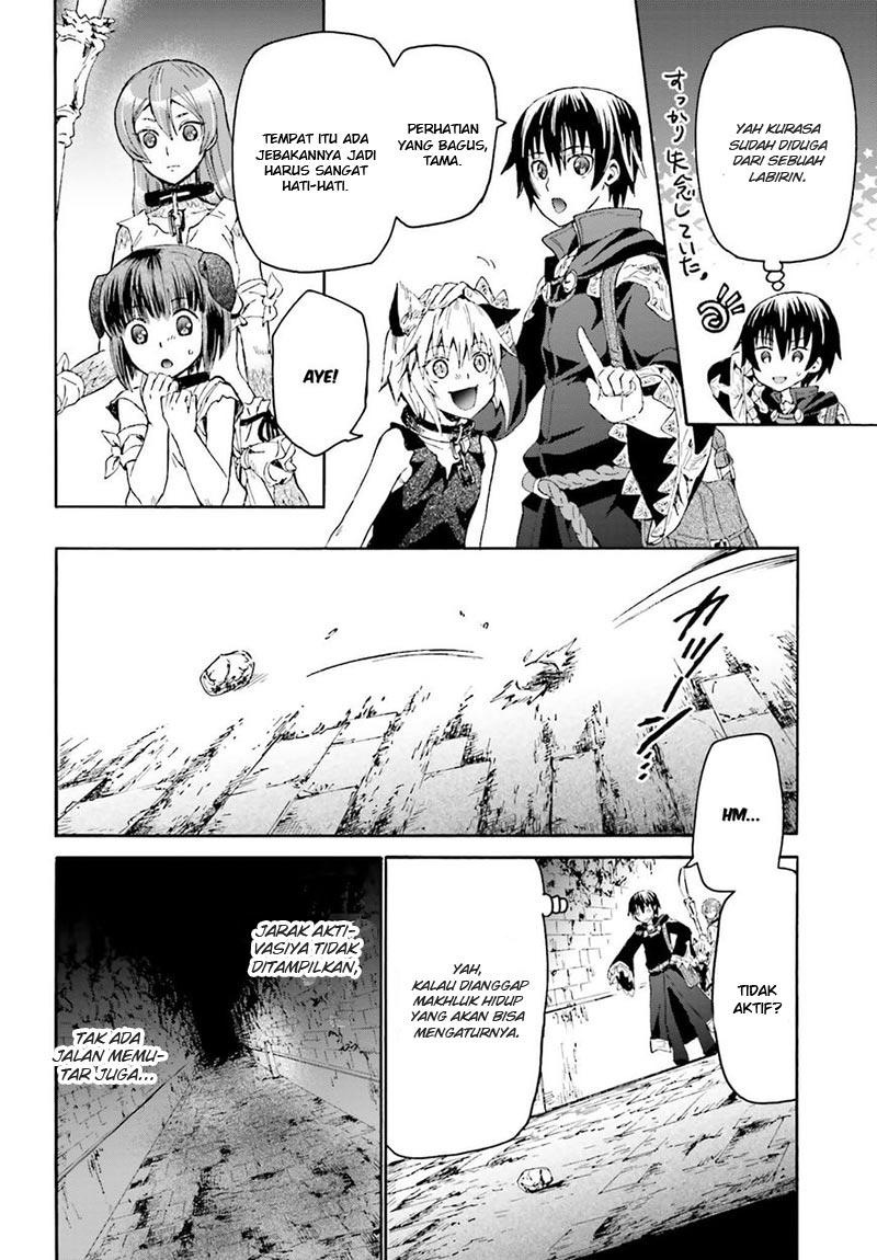Death March Chapter 9 Bahasa Indonesia