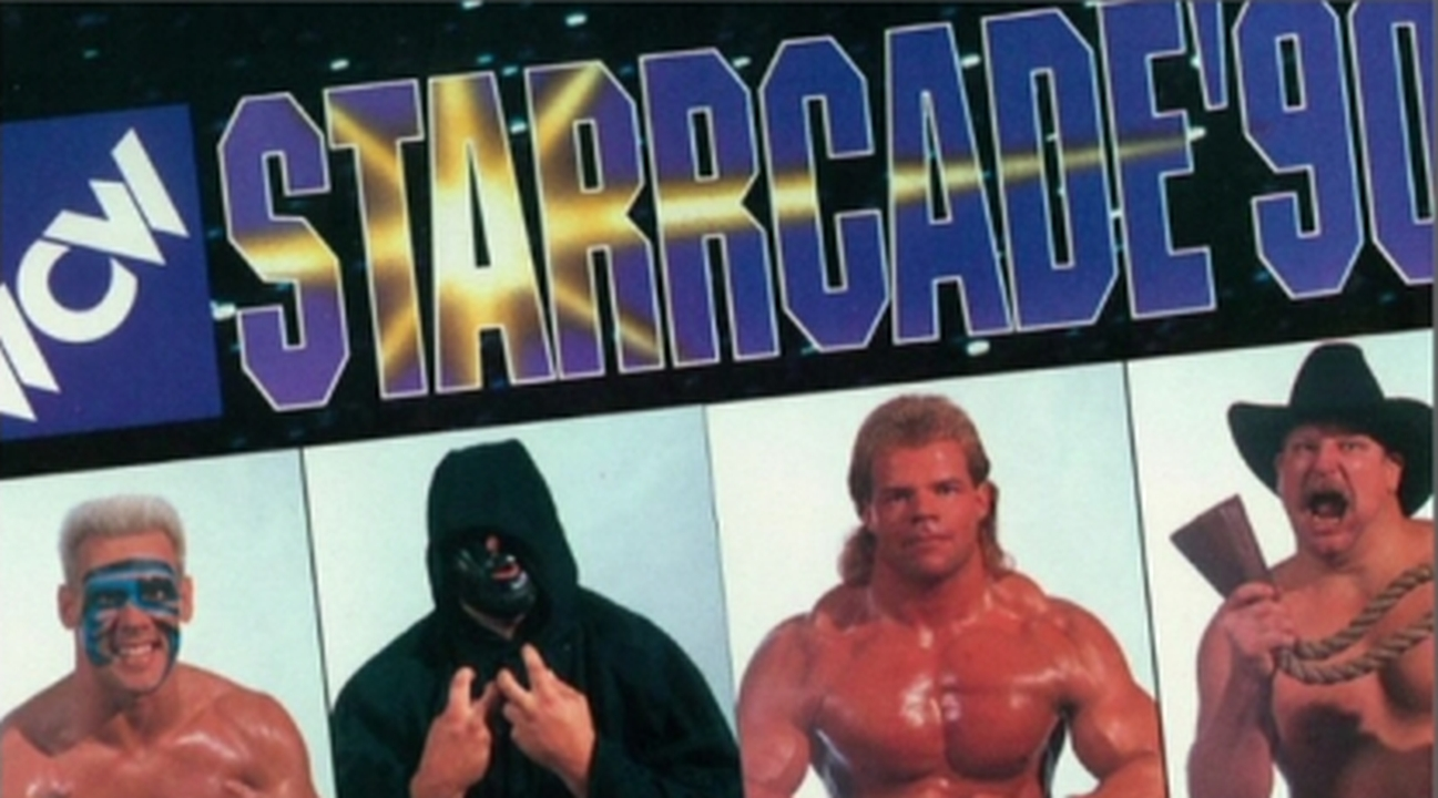 WCW Starrcade 1990 pt2