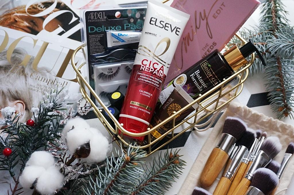 haul kosmetyki makijaż pielęgnacja ekobieca.pl MUR L'oreal Ecolab Sleek Shine Bielenda Ardell