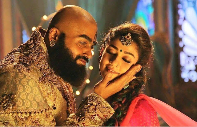 Karthi's Kaashmora Movie Latest Pics nayanthara stills