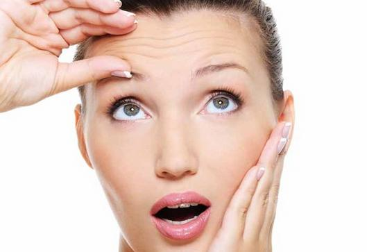Tips Mengatasi Kerutan Pada Wajah
