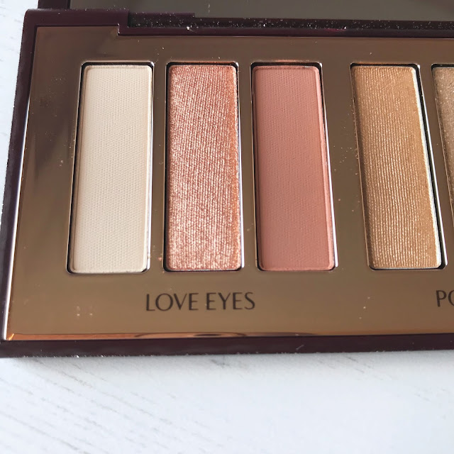 Charlotte Tilbury Love Eyes Stars In Your Eyes Palette