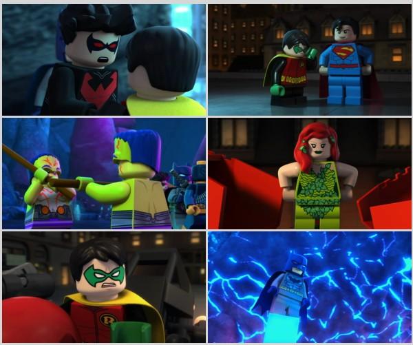 Descargar Liga de la Justicia Lego: Escape en Ciudad Gótic Castellano por MEGA.